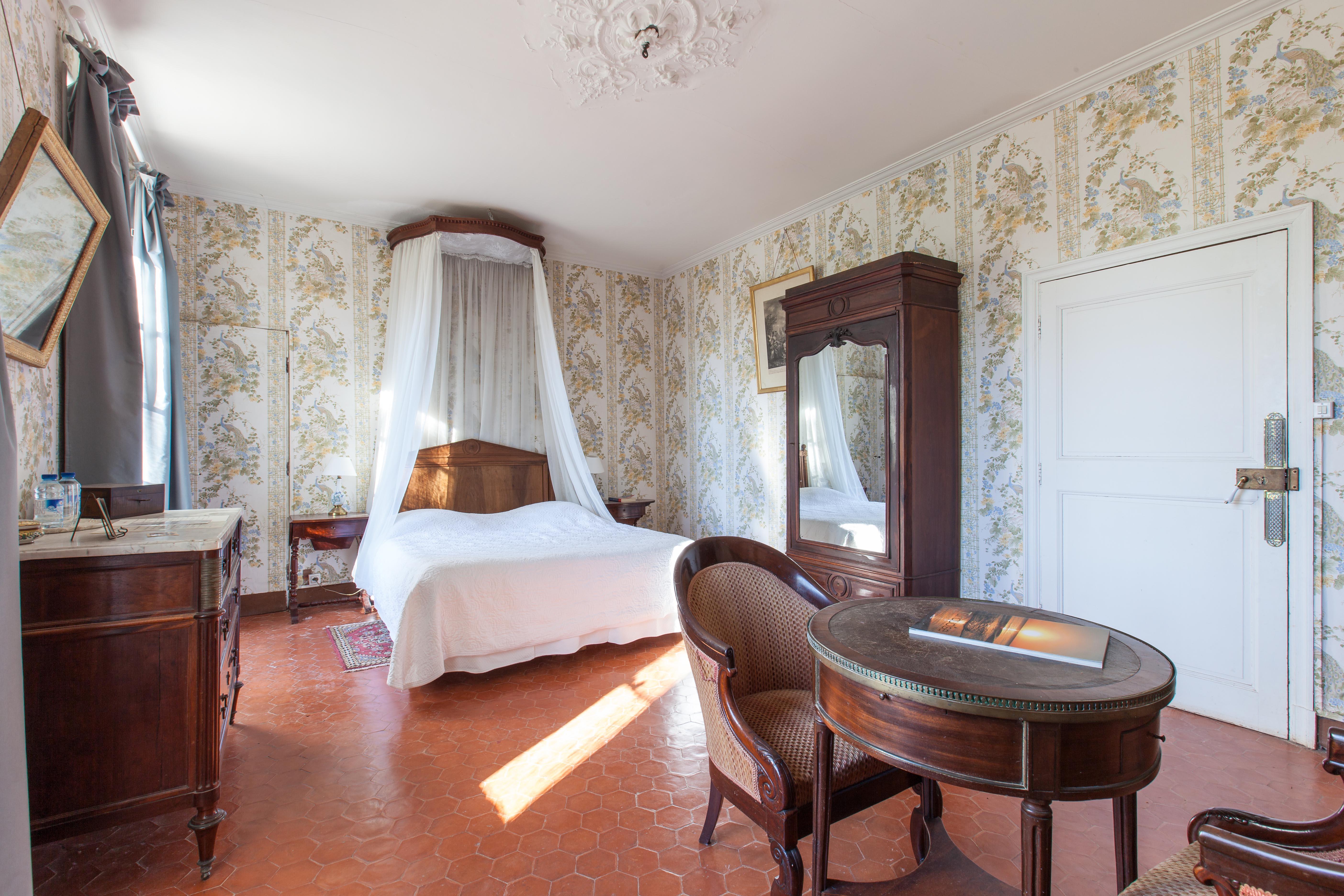 Séjour romantique au Château de Saint-Martin