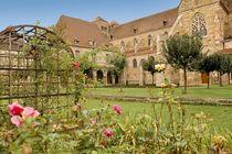 Cité médiéval en Bocage Bourbonnais Eglise Prieurale de Souvigny Ⓒ Luc Olivier