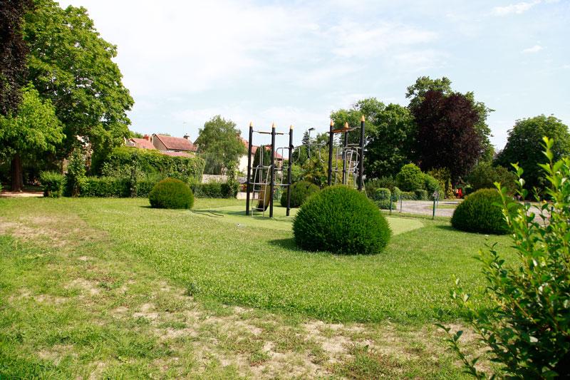 Jardin Breda Montluçon Parc Ⓒ Service Espaces Verts Désertines