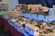 Exposition : Crèche de Noël en allumettes - Labeaume
