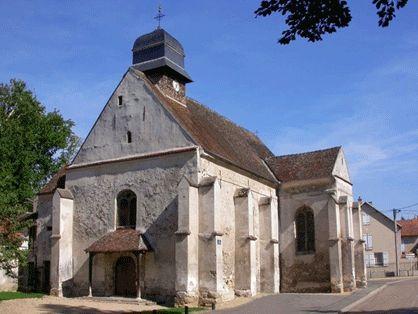Eglise Saint Saturnin - Chauconin