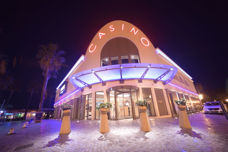Restaurant au Casino de Cavalaire