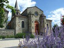 Église Notre-Dame Portail entrée Ⓒ Com com Marcillat-en-Combraille