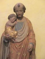 Eglise Meaulne Statue Ⓒ Mairie de Meaulne pch