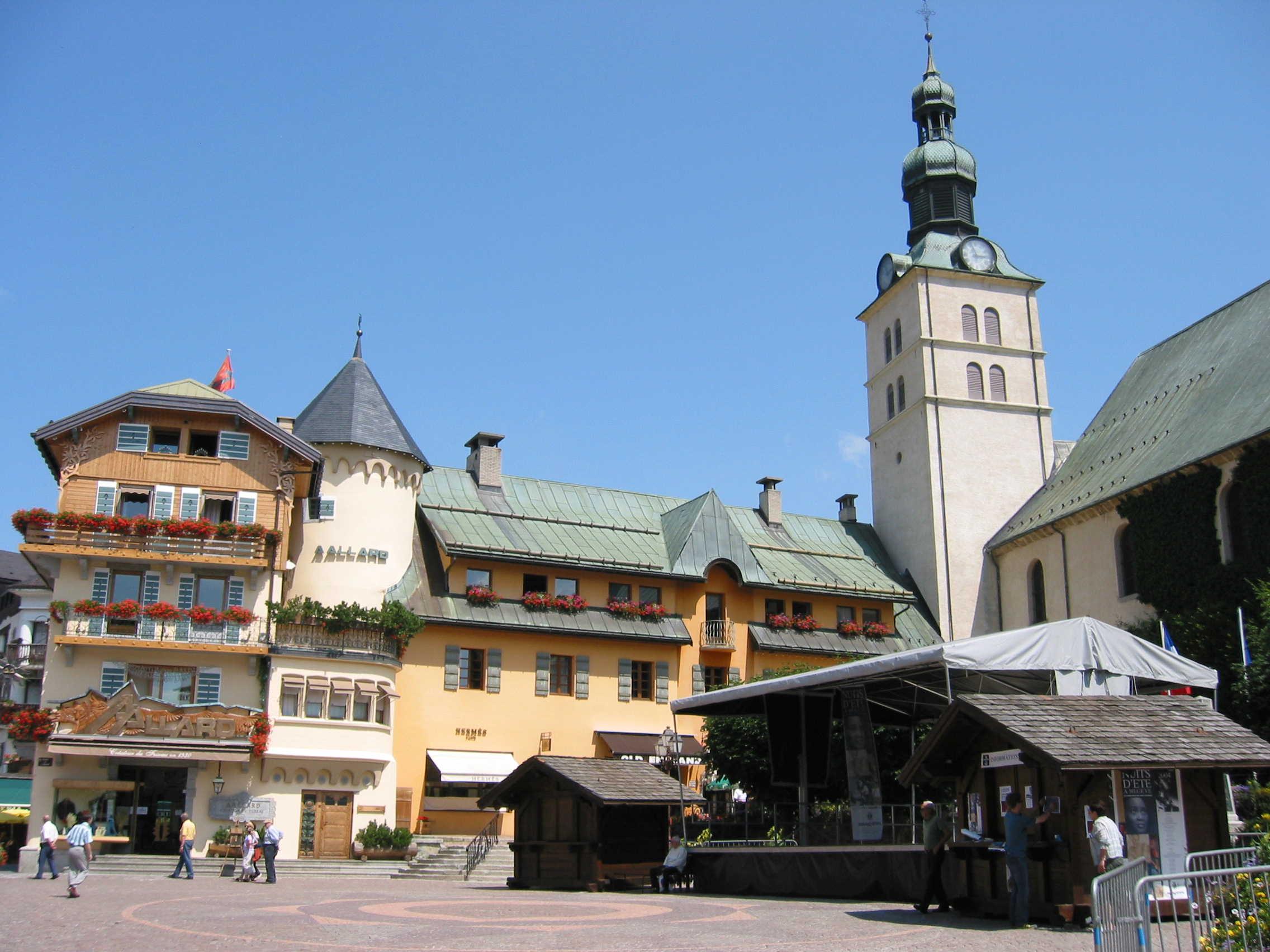 Les plus le centre historique de meg ve office de tourisme sallanches - Megeve office de tourisme ...