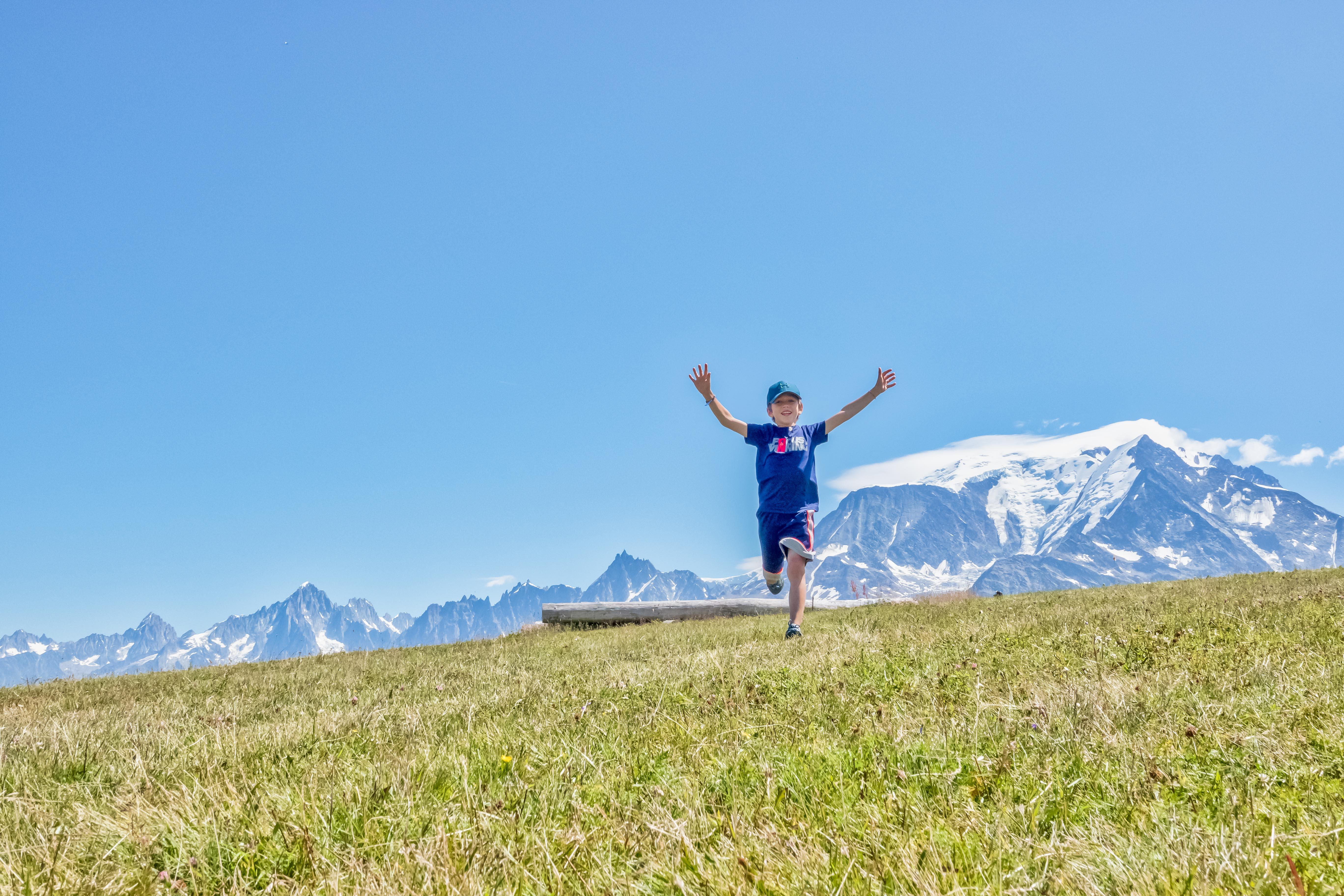 La Crête du Mont Joux