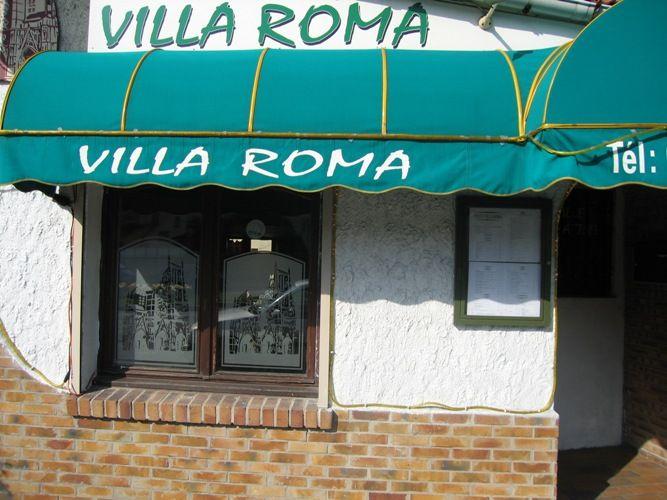 Pizzeria Villa Roma