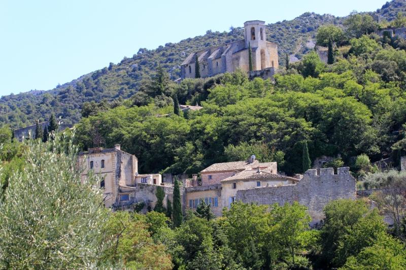 Provencal villages