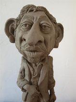 Atelier de poterie Serge Gainsbourg Ⓒ Simone Meier - 2019