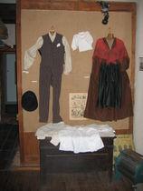 Musée rural montacutain Costumes Ⓒ Musée rural montacutain - 2017