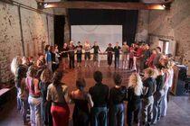 Footsbarn théâtre Stage de théâtre Ⓒ Footsbarn théâtre