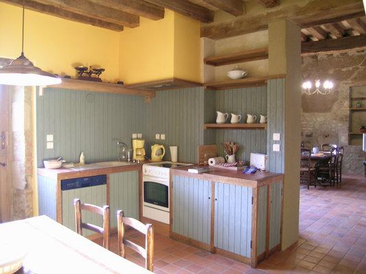 gite rural sauvagny cuisine