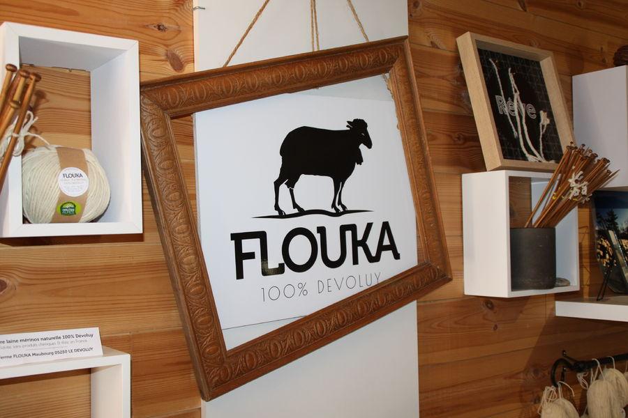 Ferme Flouka, producteur de laine dans Le Dévoluy, Hautes-Alpes