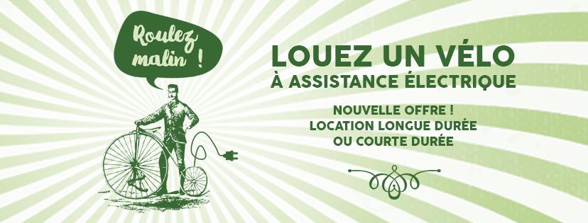 Location de vélos VTT  VTC VAE Ardèche : Location de vélos à assistance électrique