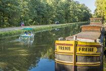 Vue depuis le musée du canal Ⓒ Luc Olivier/CDT03