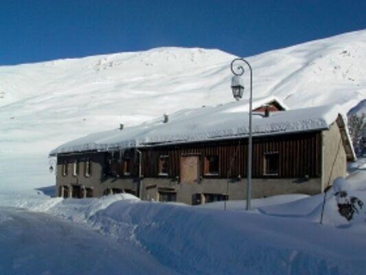 Chalet Alpage Tangente -Gîte d'étape/séjour -Molines en Queyras - © Chalet Alpage Tangente