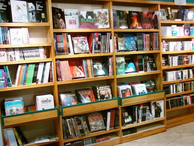 Librairie Charabia