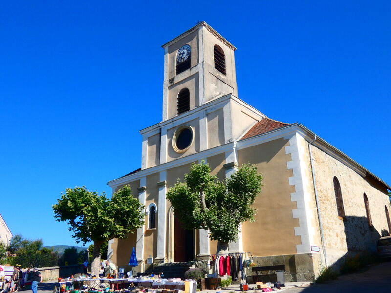 Village de Rosans - © Office de Tourisme Sisteron Buëch