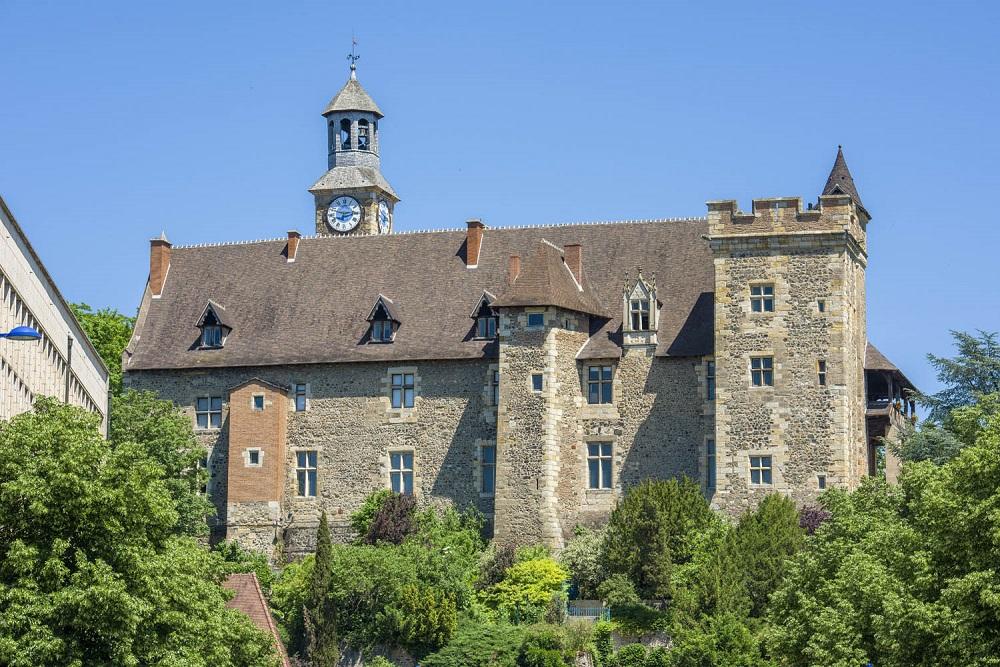 Le château de Montluçon Ⓒ Luc OLIVIER
