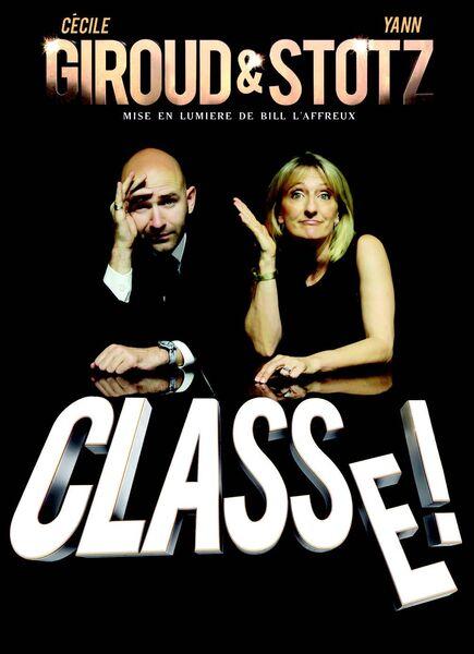 ANNULÉ : Classe ! - Festival des humoristes - Tournon-sur-Rhône