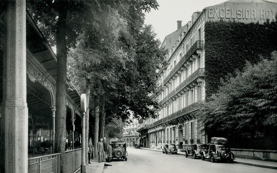 """Visite guidée : """"Vichy, Capitale de l'Etat français 40/44"""""""