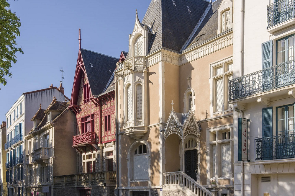 Néris-les-Bains Ⓒ Luc OLIVIER