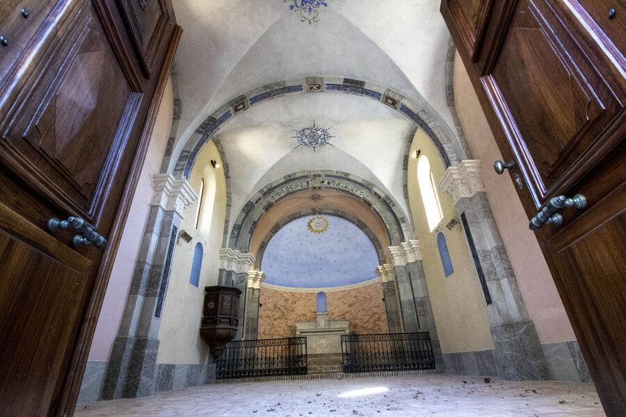 Eglise de Saint-Genis - © Patrick Domeyne