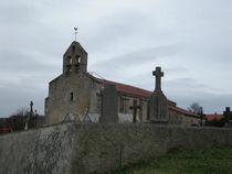 Eglise Saint-Pierre -  Bost Vue d'ensemble Ⓒ Mairie Bost