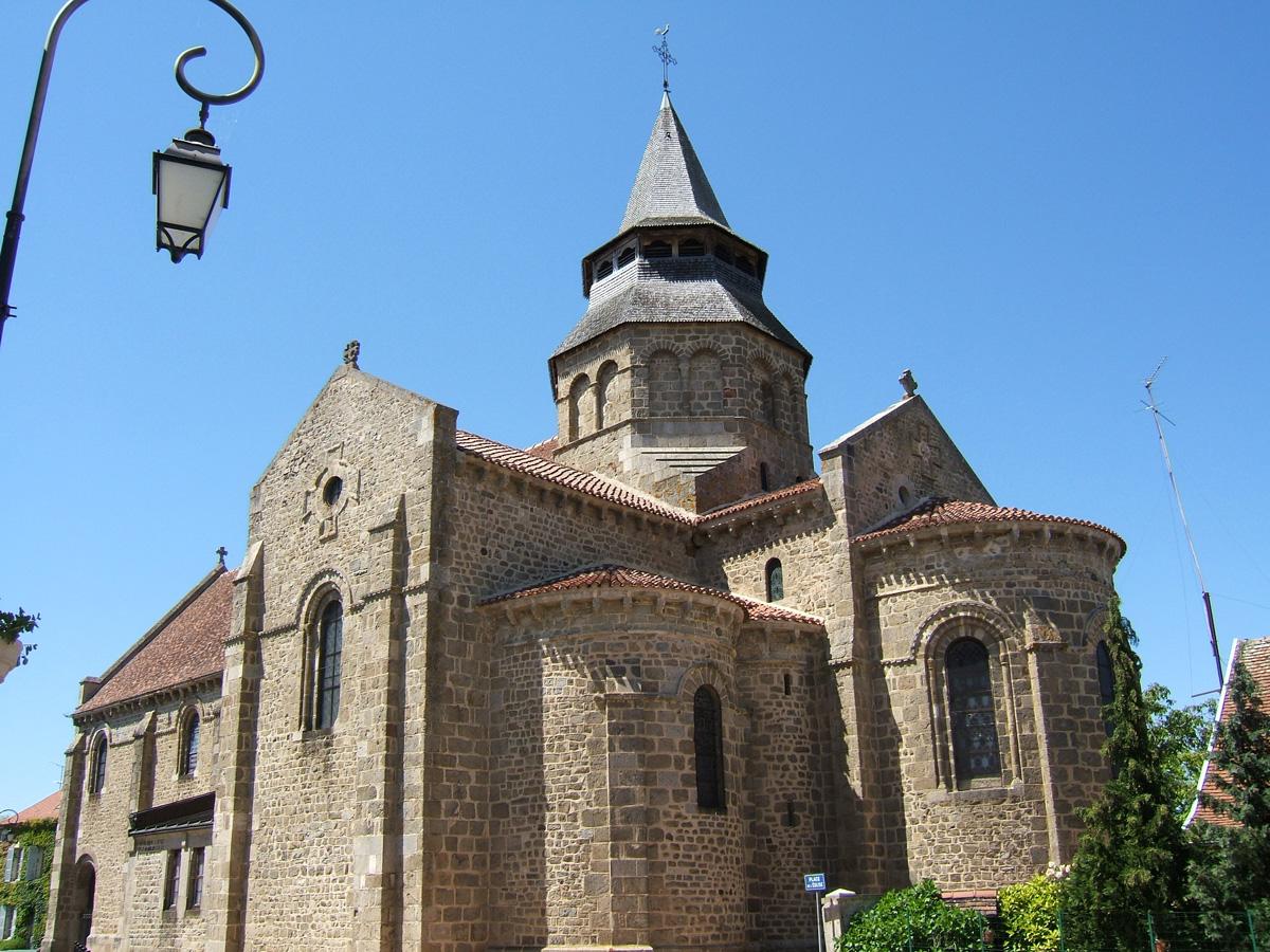 Huriel Église Notre Dame Ⓒ Mairie