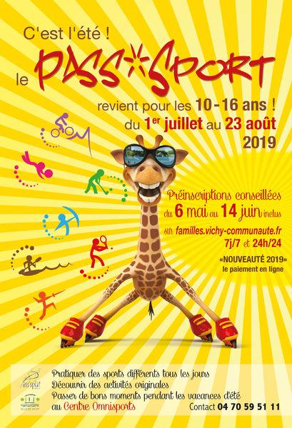 Pass'sport sportif