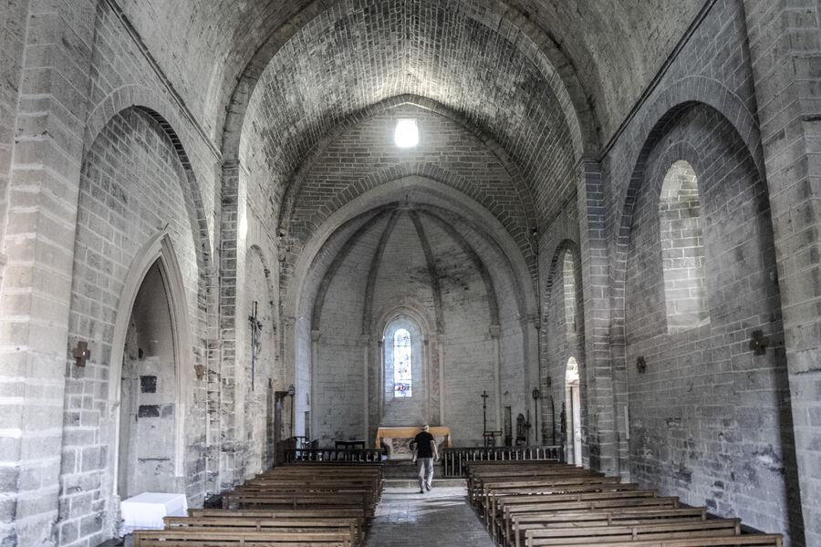 Eglise Notre-Dame de la Nativité de Lagrand - © Patrick Domeyne