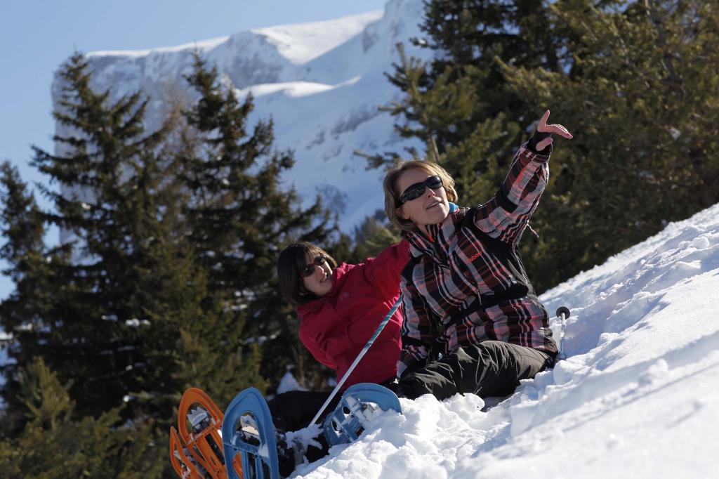 Découvrez les sentiers piétons et raquettes au départ de Superdévoluy, La Joue du Loup et Le Col du Festre, Dévoluy, Alpes du Sud