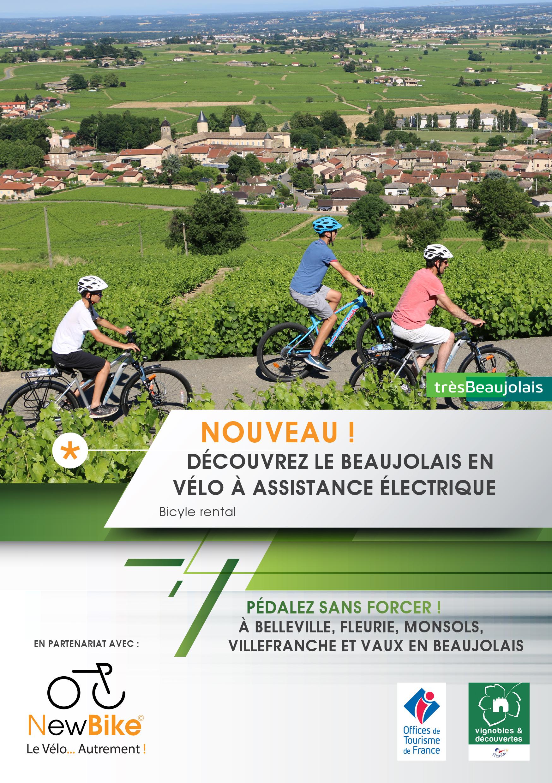 Location de v los assistance lectrique villefranche sur sa ne commerce et service lyon et - Office de tourisme villefranche sur saone ...