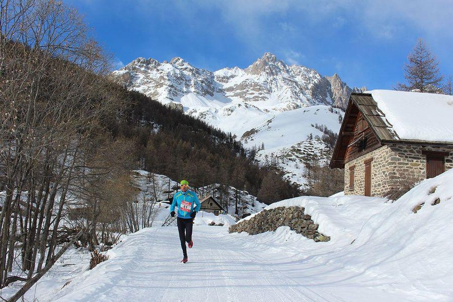 - � Trail en Briançonnais