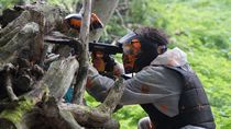 One For One Game Center - Paintball Enterrement de vie de garçon Ⓒ PaintballQuinssaines - 2017