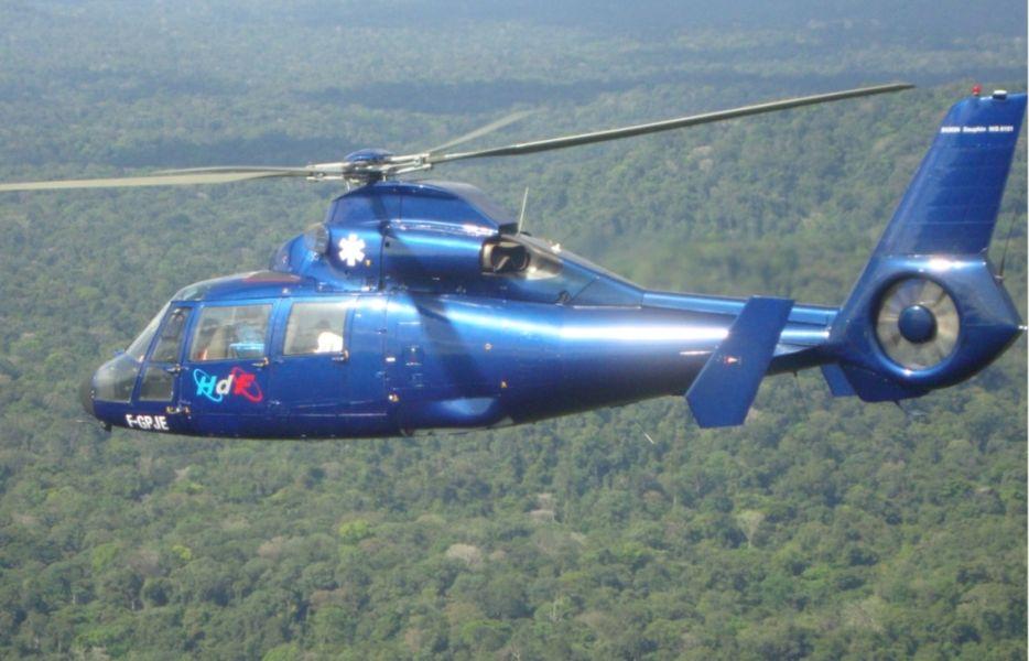 Hélicoptères de France - © HDF