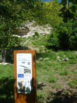 Sentier de l'Azuré Ⓒ ENS Côte Saint Amand