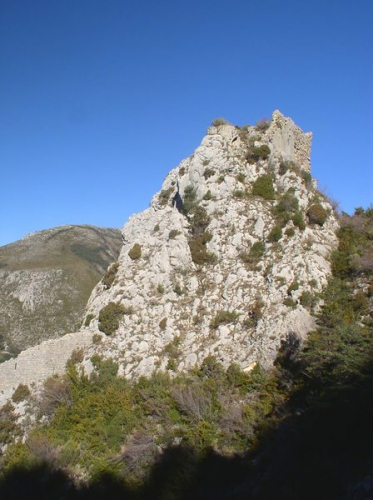 Castrum Sainte Madeleine