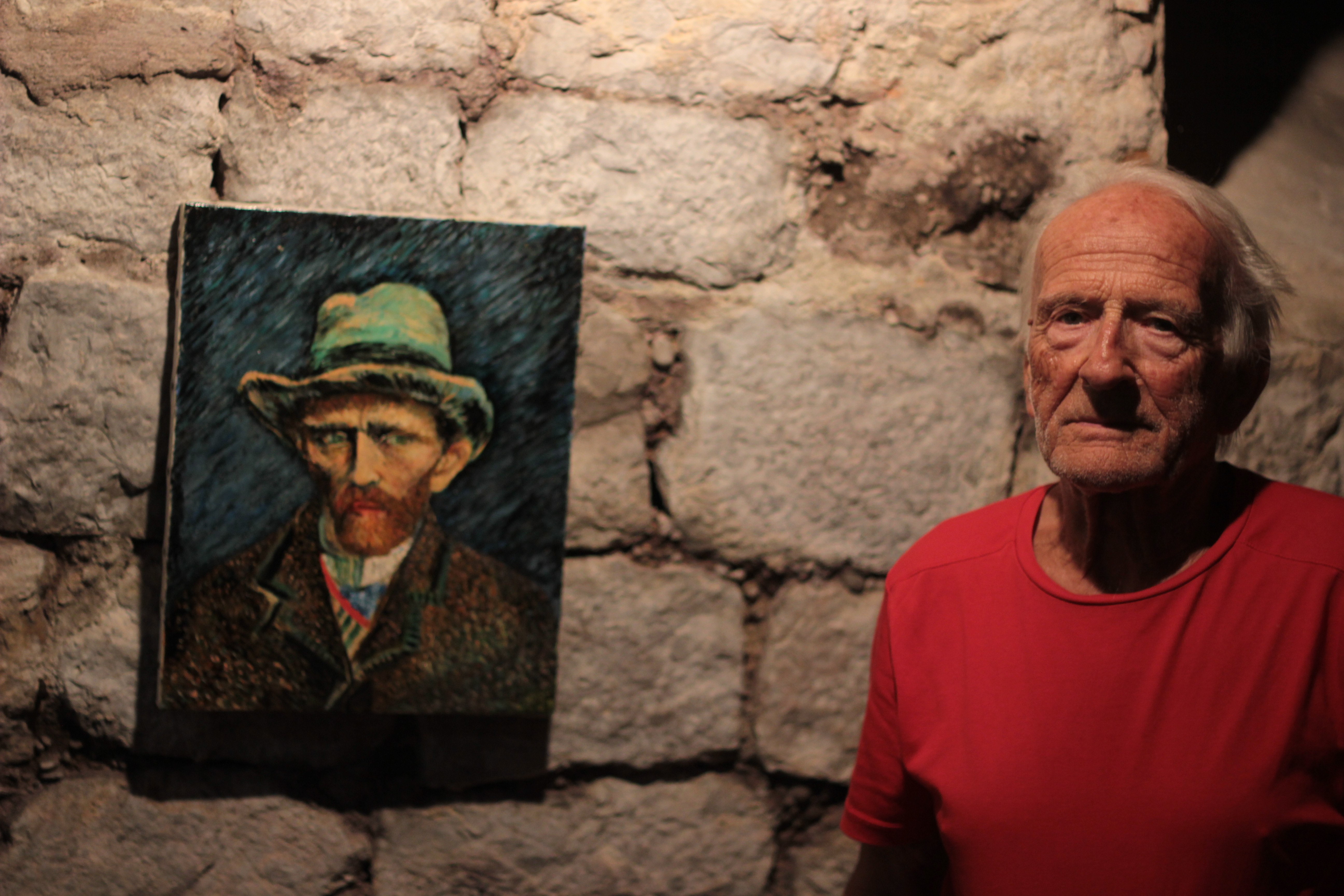 Exposition : Peintures, scultpures et collages au château