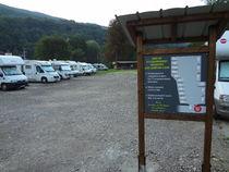 aire camping car Serrières
