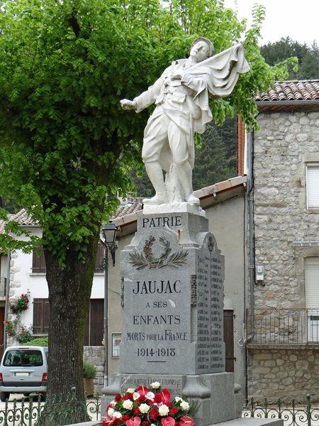 Commémoration du 11 novembre-ANNULÉ - Jaujac