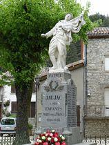 Commémoration du 11 novembre - Jaujac