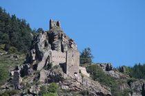 Les journées du Patrimone : visite commentée du Château de Rochebonne - Saint-Martin-de-Valamas