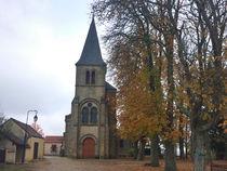 Eglise de Montilly Ⓒ PF