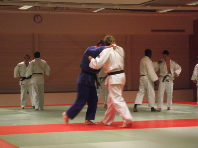 Recherche femme judo