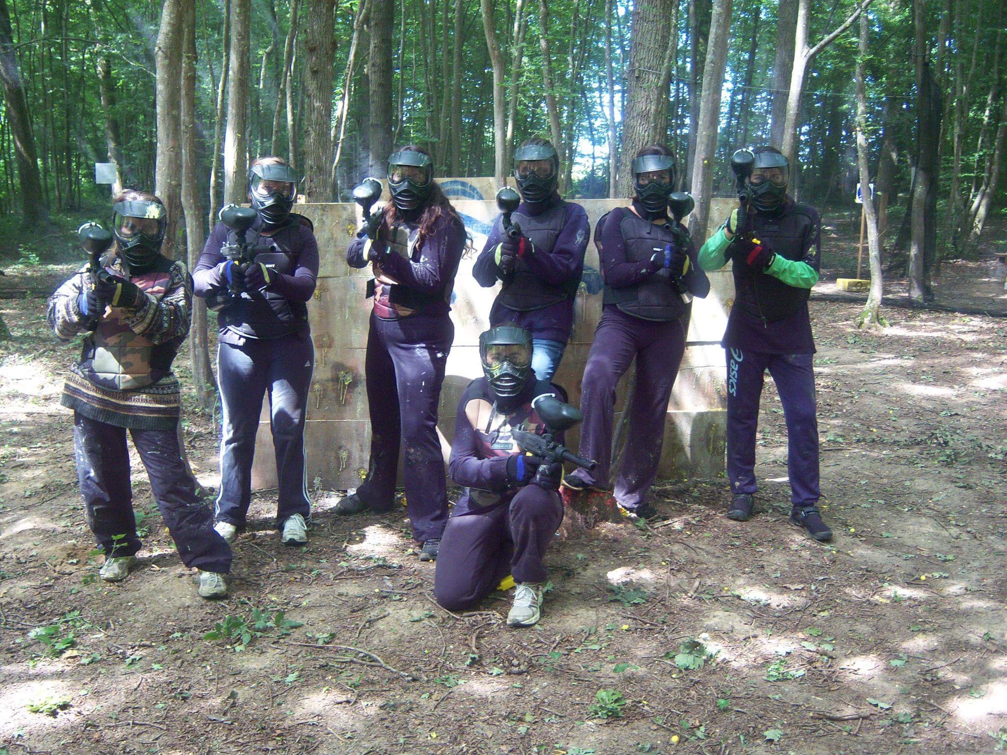 Paintball yzeure