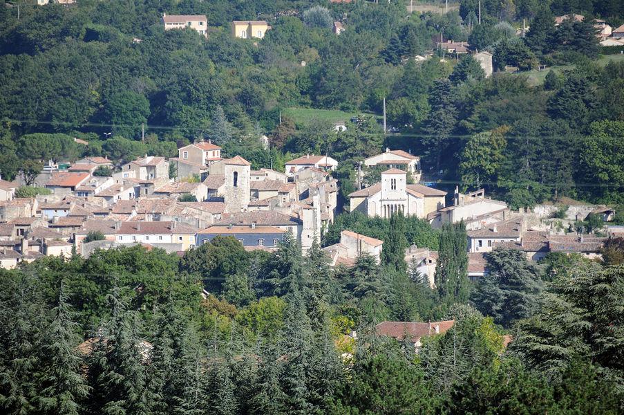 Ville de Dieulefit (26220)