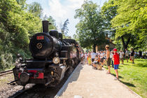 Train du Sommelier au Train de l'Ardèche - Saint-Jean-de-Muzols