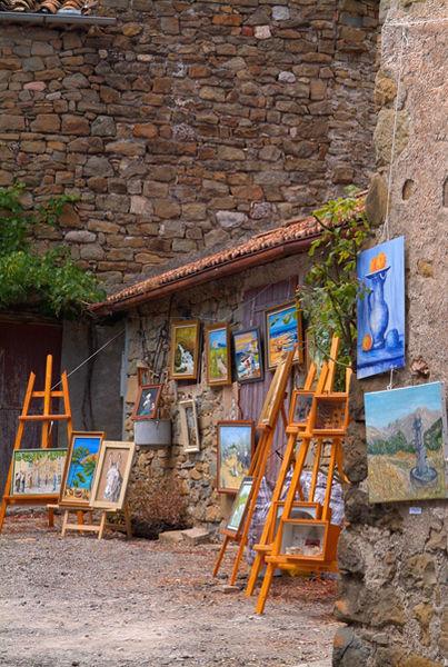 Les peintres à l'Epine - � OTSB