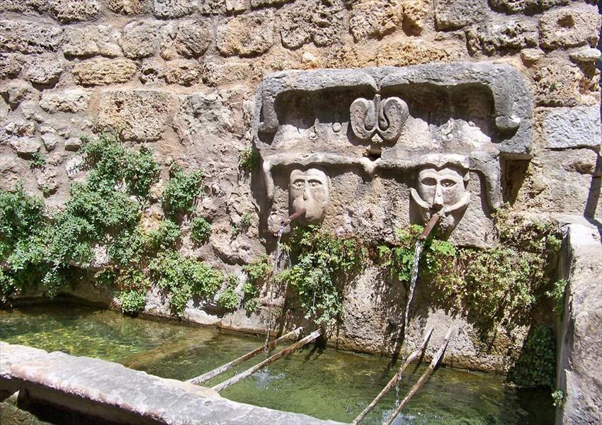 Fontaines de Salernes